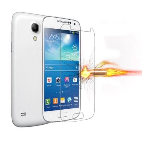 Samsung S4 mini skärmskydd av härdat glas