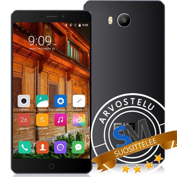 "Elephone P9000 5.5"" Android 6.0 -älypuhelin"