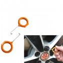 10 delars verktygsset till bilinredningen