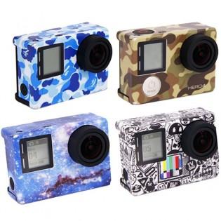 GoPro 4 action-kameran koristetarra - Maastokuvio