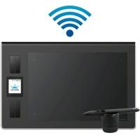 """Huion DWH69 WiFi Ritplatta 9x6"""" till din dator gör digital konst och bildbehandling både enklare att göra och efterbehandla."""