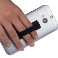 Nyt on kätevä tuote! Puhelin tai tabletti kouraan, sormi läpi lenksusta ja elektroniikka on kuin valettu käteesi. Sormenpideke toimii myös puhelin ja tablet -telineenä.