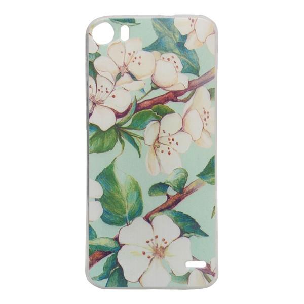 Skyddsskal för DOOGEE F3 -smarttelefon Blommor
