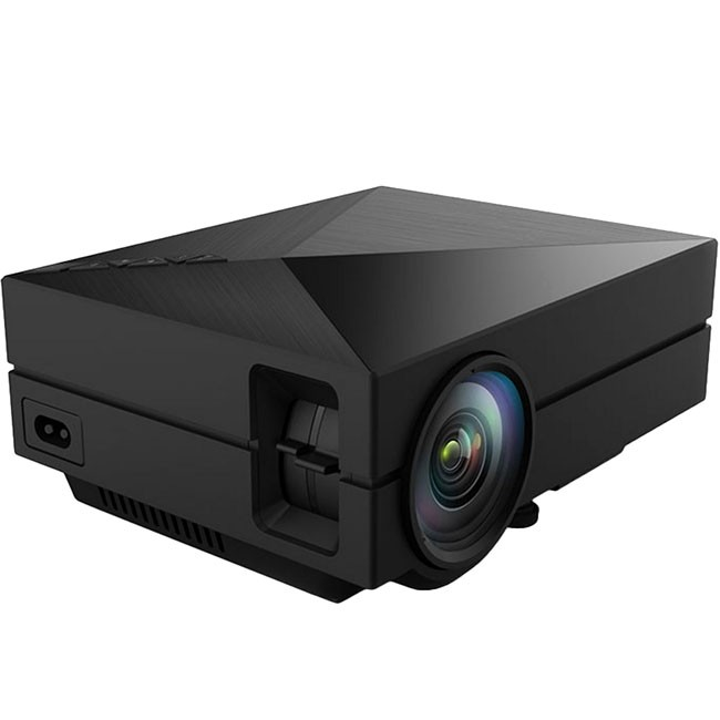 Diel Carbon HD LED-projektor