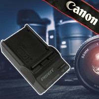 Pisenin luotettavalla akkulaturilla lataat seuraavien Canonin järjestelmäkameroiden akkuja: 600D / T3i, 700D / T5i, 550D / Rebel T2i, 650D / T4i, Rebel T2