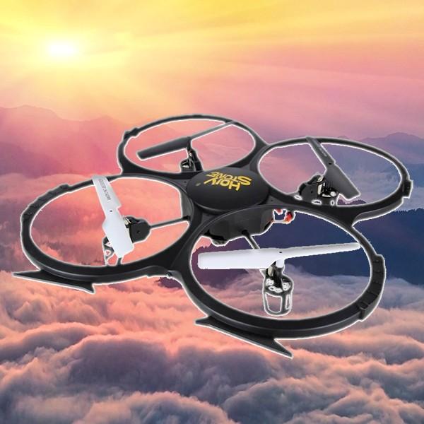 Holy Stone U818A HD+ quadkopter med 720p kamera