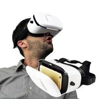 Med dessa glasögon har du den virtuella världen rakt framför näsan!