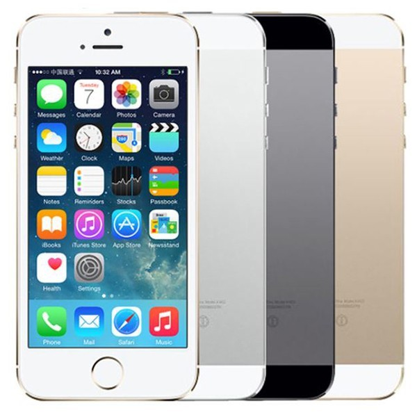 Apple iPhone 5 s, gold (No Touch ID) Iphone 5, s in Lahore