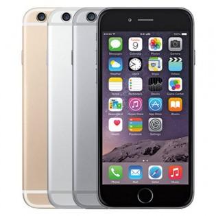 Tehdashuollettu Apple iPhone 6 -puhelin - Kulta, 64GB