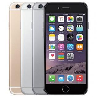 iPhone 6 plus - käytetty/tehdashuollettu - Kulta, 64GB