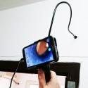 Diel Stiffer endoskooppi Androidille 1m