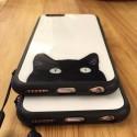 Skyddsskal Vem kikar där för iPhone 5 / 5S -smartphone