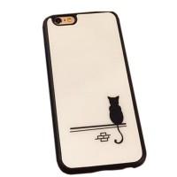Bli geniet i gänget med detta skyddsskal för iPhone 6 / 6S.