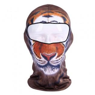 Kypärähuppu tiikeri