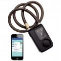 Smart kabel lås med alarm
