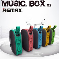 REMAX Music box X2 högtalare & FM-radio