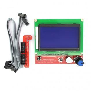 LCD-käyttöpaneeli Prusa i3 3D-tulostimeen