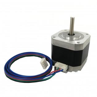 Askelmoottori (bipolaariohjaus 12V 1,2A) Prusa i3 3D-tulostimeen