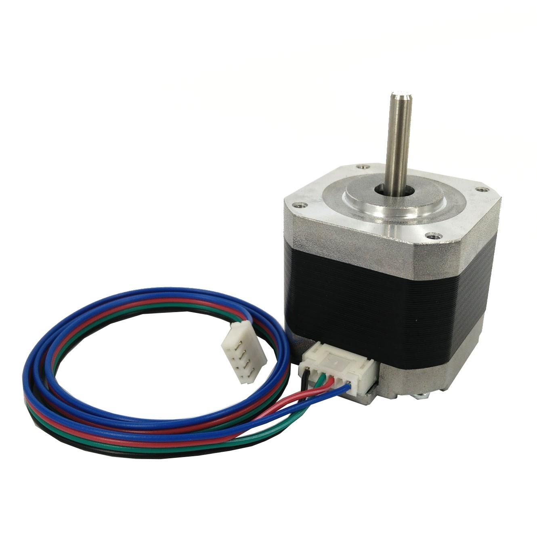 Stegmotor (bipolarstyrning 12V 1,2A) till Prusa i3 3D-skrivare