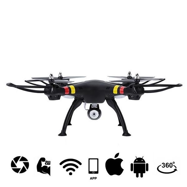 Halpa Drone Kameralla