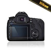 Glass screen protector for Nikon D5/D500