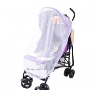 Mosquito net for baby cart