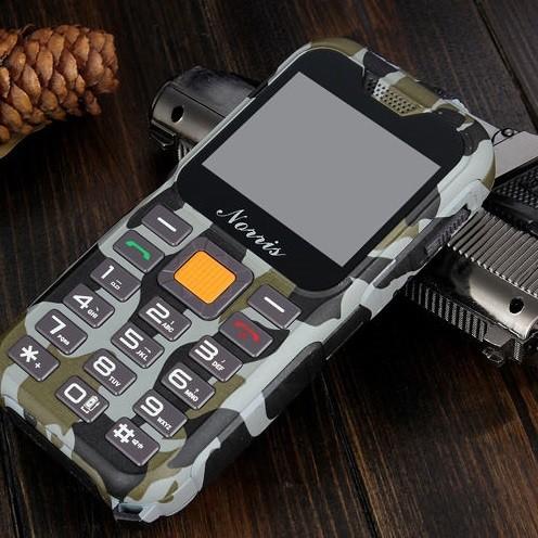 Norris K3 taktinen puhelin
