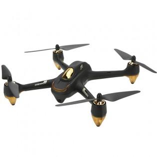 Hubsan H501S 1080p FPV nelikopteri GPS:llä - Musta