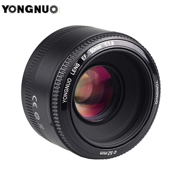 Yongnuo 50mm AF f/1.8 Canon