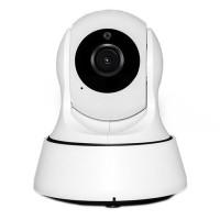 Helppokäyttöinen valvontakamera kotiin, mökille tai toimistoon.Yksinkertaisella puhelinsovelluksella voit asettaa kameraan liikettunnistimen, ja saat samontein hälytyksen puhelimeesi, jos jotakin tapahtuu.