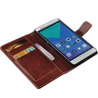 Korttitaskuilla varustettu suojakotelo pitää Huawei Honor 7 -puhelimesi turvassa naarmuilta ja kolhuilta. Korttitaskuissa mukana kulkevat kätevästi aina esimerkiksi pankki- ja ajokortti. Tätä suojakoteloa passaa myös pitää aina esillä, sillä se on todella tyylikäs ja hyvän näköinen.