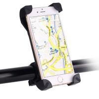 Tällä polkupyörän kännykkätelineellä voit kiinnittää useimmat älypuhelimet pyörän ohjaustankoon. Klikkaa ja tutustu!