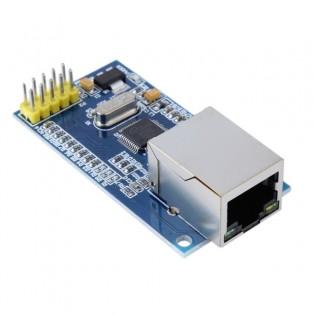 Arduino W5500 Ethernet-moduuli TCP/IP 51/STM32 SPI