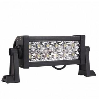 LED-lisävalo, Epistar 36W, 12-24V, 2640lm - Yhdistelmä