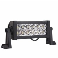 LED-add-on light 36W Epistar 12-24V 2640lm