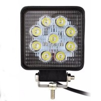LED-worklight 27W Epistar 12-24V 1980lm