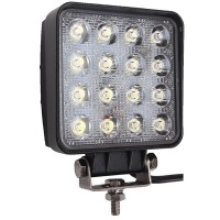 LED-worklight 48W Epistar 12-24V 3520lm