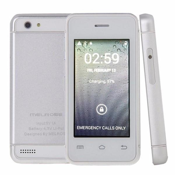"""Melrose S9 mini 2.4"""" Android -älypuhelin"""