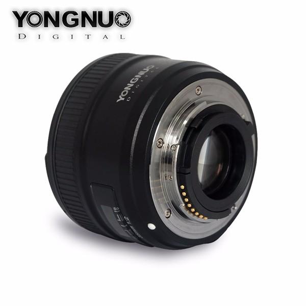 Yongnuo 35mm AF f/2 Nikon