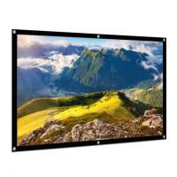 Lähes pakollinen lisävaruste jokaiselle projektorin omistajalle! Hyvä kuvanlaatu ei ole ainoastaan kiinni projektorista vaan myös heijastavalla pinnalla on suuri merkitys.