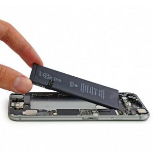 iPhone 6 1810mAh akku