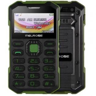 Melrose S2 Outdoor mini-puhelin - Vihreä
