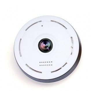 360 Panoraama valvontakamera
