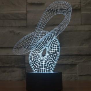 Infinitus 3D-lamppu