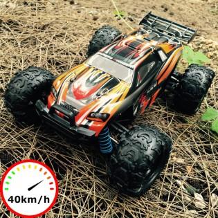 Nopea RC-maastoauto nelivedolla 40km/h - Oranssi