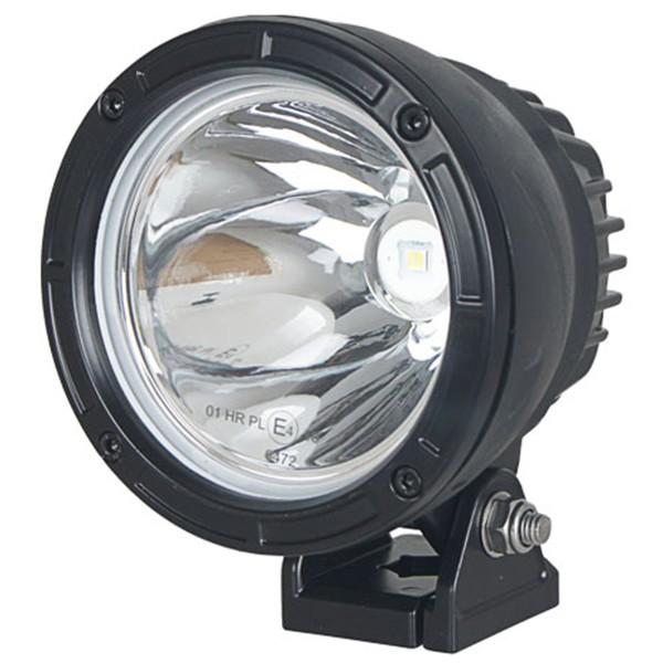 E-hyväksytty LED-lisäkaukovalo 25W, 9-32V, 2500lm