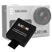 Ett näst intill nödvändigt tillbehör för varje hardcore actionkameraman eller -kvinna. Med ett batteri på 1000mAh filmar du nästan två timmar högkvalitativt material, men det är ändå smart att ha ett reservbatteri.