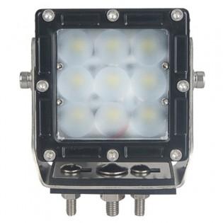 """45W PässLED PRO 4,5"""" LED-lisävalo (E) -laaja"""