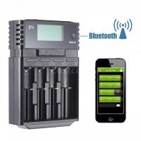 ESYB E4 Bluetooth 4.1 -älylaturilla seuraat suoraan älypuhelimesta akkujen latautumista. Todella innovatiivisella laturilla seuraat reaaliajassa akkujen varaustasojen täyttymistä.