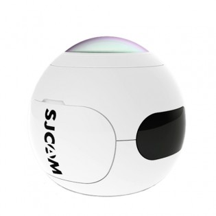 SJCAM SJ360 WiFi panoraamakamera 2K - Musta